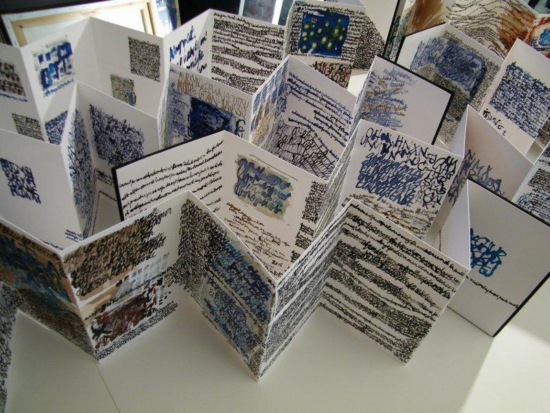 Jeux d'écriture  15cms x 10   10 pages recto verso