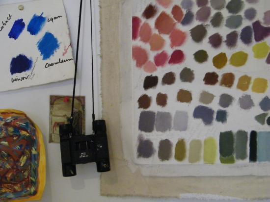 Présentation en photo de mon Atelier