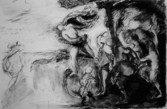 4 études de Bacchus et Ariane du Titien